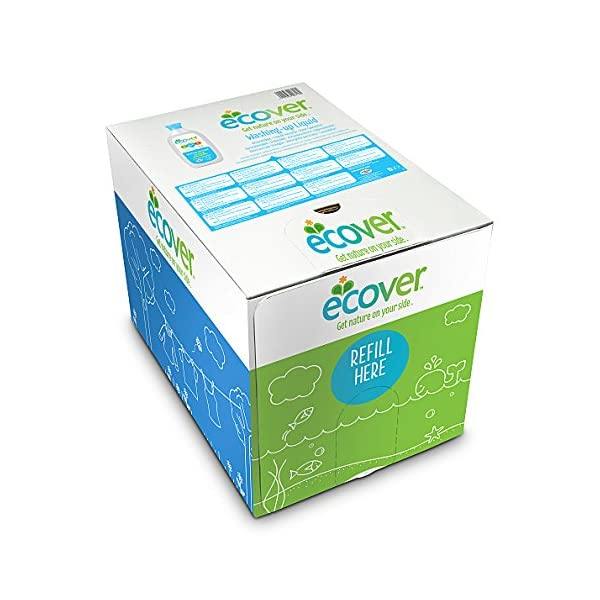 Ecover Camomile & Clementine Washing Up Liquid (15L) 1
