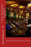 Image de Casino Slot Analysis Simplified: Brief Tutorial in Slot Terms (Management Through My Life