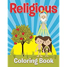 Religious Coloring Book: Coloring Books for Kids