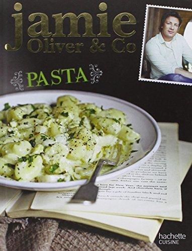 Portada del libro Pasta by Jamie Oliver (2012-02-08)