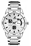 Espoir Analogue White Dial Men's Watch -...