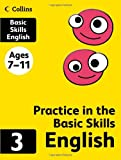 Practice in the Basic Skills (3) – English Book 3