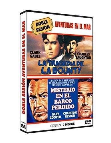 la-tragedia-de-la-bounty-misterio-en-el-barco-perdido-2-dvd-mutiny-on-the-bounty-the-wreck-of-the-ma