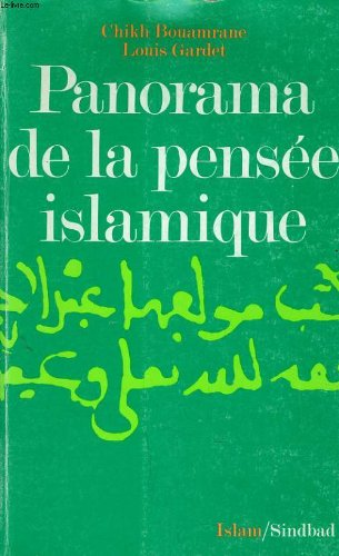 Panorama de la pensée islamique
