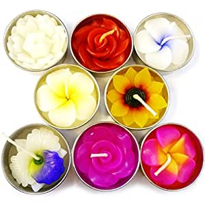 Blossom Scented Candle Tealights (8 in pack)