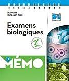 Examens biologiques