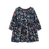 Mädchen Kleider Festlich, Weant Baby Kleidung Mädchen Mode Floral Drucken Elegant Casual Prinzessin Kleider FüR Kinder Mädchen Kleidung Partykleid Chiffon Kleid Baby Tägliche Kleidung Pullover