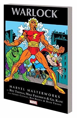 MMW WARLOCK 01 (Marvel Masterworks: Warlock)