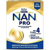 Nestlé NAN PRO 4 Follow-up Formula Powder - After 18 months, Stage 4, 400g Bag-In-Box Pack
