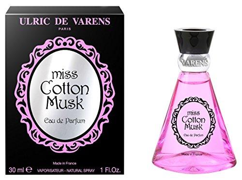 Ulric di varens Miss Cotton Musk Acqua di Profumo 30ml