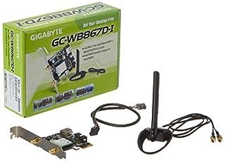 Gigabyte GC-WB867D-I Network Card (B00HXCGKZC) | Amazon price tracker / tracking, Amazon price history charts, Amazon price watches, Amazon price drop alerts