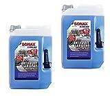 SONAX 232505 XTREME AntiFrost&KlarSicht Konzentrat, 5 Liter (2x5 Liter)