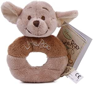 Disney Baby Winnie The Pooh Ring Rattle - Little Roo by Winnie the Pooh