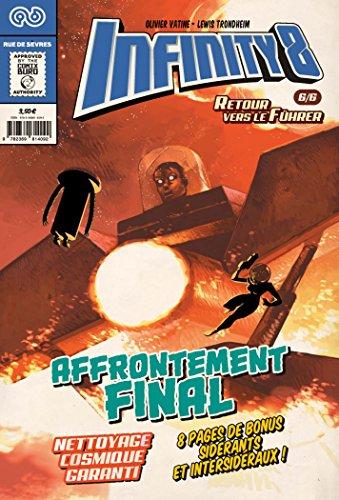 Infinity 8 - Comics 6 - Retour vers le fuhër par Lewis Trondheim