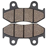 Cyleto Plaquettes de frein arrière pour Yamaha Yfz 450200620072008200920122013/Yfz450r Yfz450R Quad 4502009201020112012201320142015