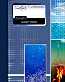 Lab Notebook: Chemistry Laboratory Notebook for Science Student/Research/College [ 101 pages * Perfect Bound * 8 x 10 inch ] (Composition Books - Specialist Scientific) by smART bookx(2015-05-20)