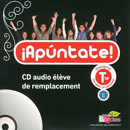 Apuntate Tle * CD audio élève de remplacement
