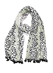 Gift for Friends, Anuze Fashions 1PCNew Fashion Stole Lady Designer Use In Winter Shawls Neck Shawl Scarve Warm Wrap Stole-11