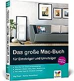 Das große Mac-Buch für Einsteiger und Umsteiger: aktuell zu OS X El Capitan