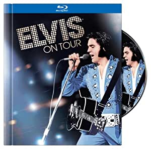 Elvis on Tour [Blu-ray] [Import anglais]