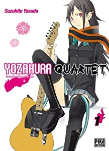 Yozakura Quartet Edition simple Tome 1
