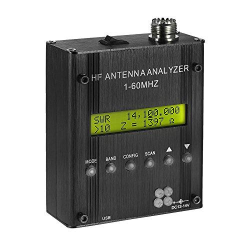 KKmoon Mr300 Antena Analizador MetroEnsayador 1-60Mhz