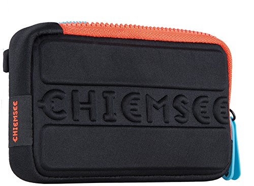 Chiemsee hochwertige Kameratasche Handytasche universal sportliches Design, für z.B. Apple iPhone 5s / 5c / 5, Huawei Ascend Y330, LG Optimus L5 II, Optimus L7 II, Nokia Lumia 520 / 530 / 610 / 710, Samsung S4 Mini, S3 Mini, Trend Plus, Ace 3