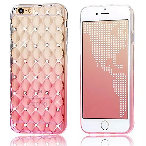 vandot-per-iphone-5-5s-se-diamante-tpu-matt-trasparente-lattice-griglia-grid-quilted-slim-case-prote