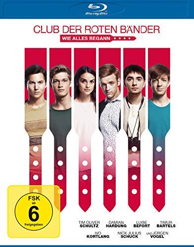 Club der roten Bänder - Wie alles begann [Blu-ray] -