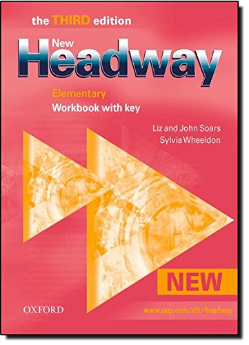 New headway elem wb w/k 3e: Workbook with Key Elementary level