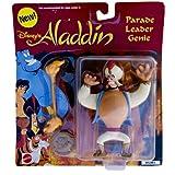DISNEY'S ALADDIN PARADE LEADER GENIE by Mattel