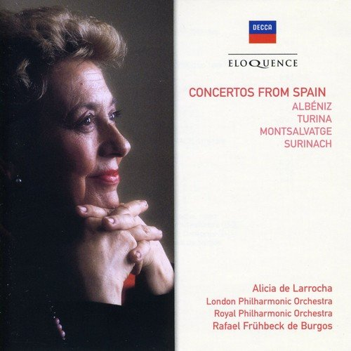 Concertos from Spain [Import allemand]