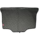 #8: Elegant Magic Black Rear Car Boot (Dicky) Mat for Honda Jazz [2015-2017]