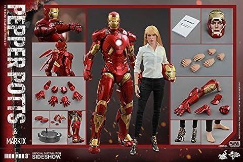 Hot Toys Marvel Iron Man 3 Iron Man Mark IX