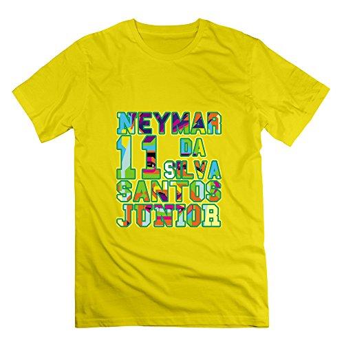 Sophie Warner Herren T-Shirt Schwarz gelb XXL (Soccer Awesome T-shirt)
