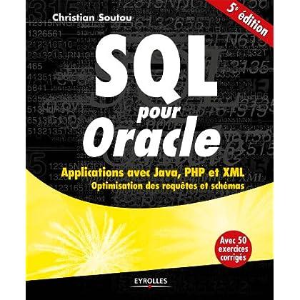 SQL pour Oracle (Noire)