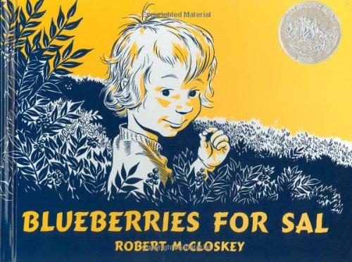Blueberries-for-Sal-Viking-Kestrel-picture-books