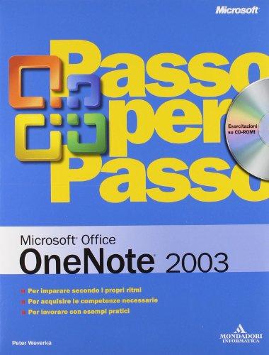 microsoft-office-onenote-2003-passo-per-passo-con-2-cd-rom