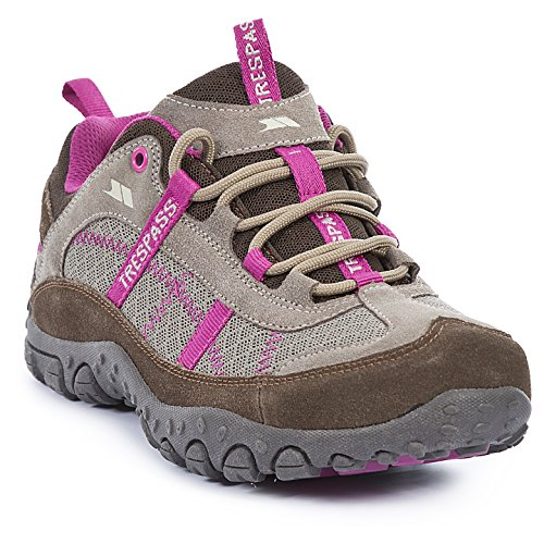 Trespass - Fell, Scarpe da atletica leggera Donna Marrone (Taupe)