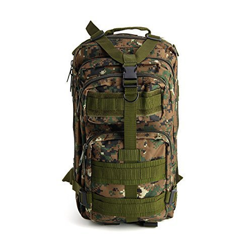 51TC%2B4ByVPL. SS500  - AllRight 30L Military Tactical Backpack Camouflage Rucksacks Assault Pack For Men