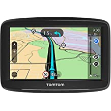 TomTom Car Sat Nav 52 Start Lite, 5 Inch with EU Maps [Exclusive to Amazon]