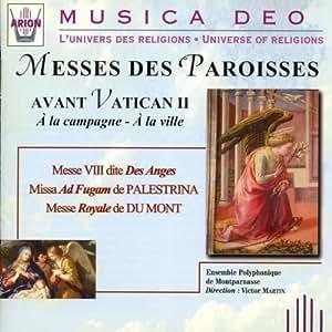 Messe Des Paroisses Avant Vatican Ii