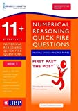 11+ Numerical Reasoning for CEM: Quick Fire Questions Multiple Choice