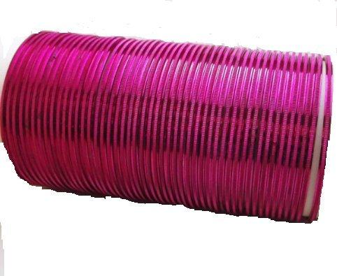 Indian Bollywood Metal Bengle (Pink),Armband,Armreifen,brecelet, Handschmuck , Indische