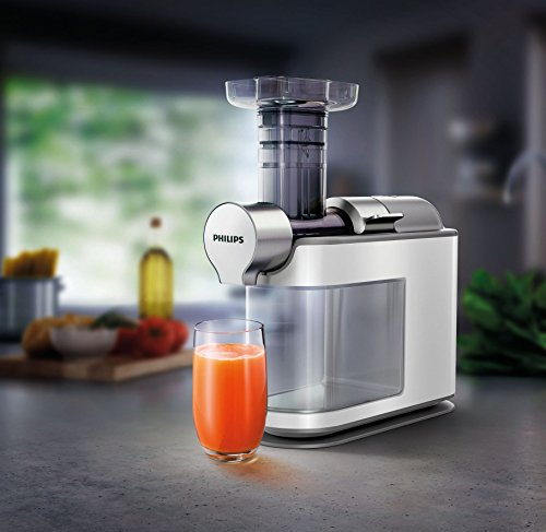 Philips HR1945/80 Slow Juicer 200 W Bild 4*