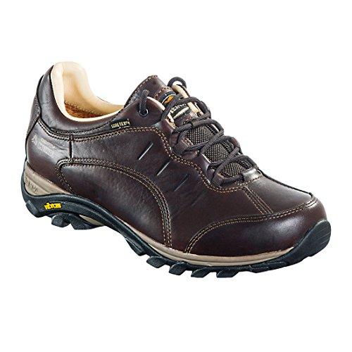 Meindl Schuhe Linosa Identity Men - dunkelbraun (Walker Schuhe Leben)