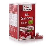 Bio Cranberry Kapseln von ZeinPharma