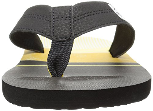Reef Ht, Tongs Homme Noir (Black/Brown)