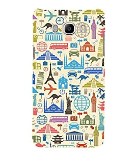PrintVisa Designer Back Case Cover for Samsung Galaxy On8 Sm-J710Fn/Df (screen Expander mods mobile body panels)