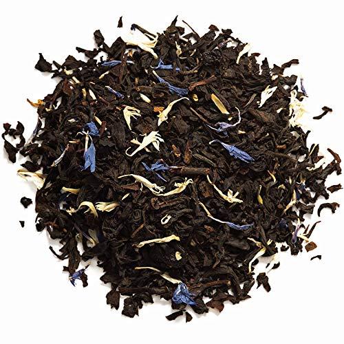 ELDERBERRY - Heidelbeeren Holunderbeeren Tee - Aromatisierter Schwarzer Tee Mischung - 17 Teebeutel ()
